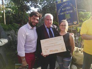I neo barman del San Paolo al 2° posto nel concorso Ricola
