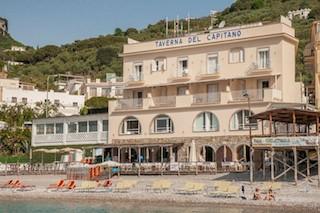 Festa per i 50 anni della Taverna del Capitano di Marina del Cantone