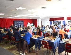A Capri si confrontano i migliori giocatori di scacchi