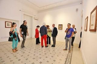 Chiude domenica la mostra record di Chagall a Villa Fiorentino