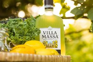 Il limoncello Villa Massa venduto alla spagnola Zamora