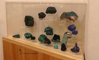Il Museo Mineralogico di Vico Equense si arricchisce di nuovi reperti