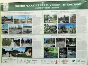 Il Comune di Sant'Agnello ed il Wwf premiati per l'Oasi in città