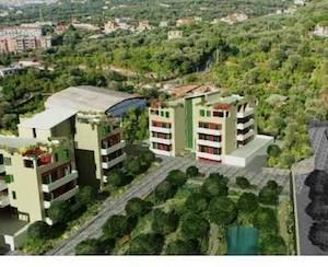 Via libera del commissario alla costruzione di 48 case all'Atigliana