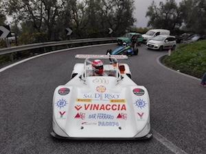 Slalom Sorrento-Sant'Agata, vince Vinaccia