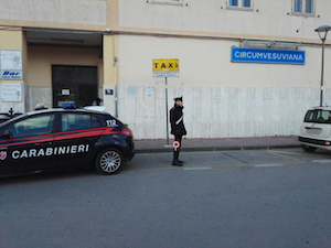Arrestato per scippo ad una studentessa di Piano di Sorrento