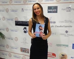 Laura Avalle svela i segreti del suo libro dedicato alla figlia a Claudia Esposito