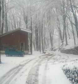 Arriva la neve, Faito sempre più isolato
