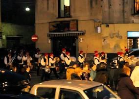 A Massa Lubrense la tradizione della Canzone de lo Capodanno