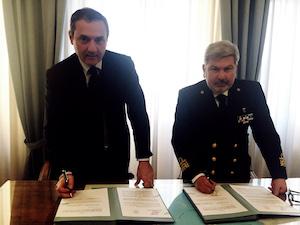Accordo Guardia Costiera-Comuni campani per la tutela del mare
