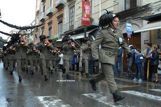 """Domani a Sorrento si celebra la """"Giornata del bersagliere"""""""