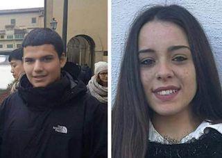 Sono tornati a casa i fidanzatini scomparsi lunedì scorso