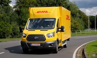 A Sorrento veicoli elettrici per la consegna delle merci