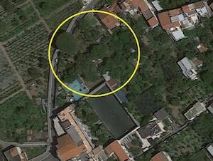 Sant'Agnello, nuovo parcheggio al posto di un giardino