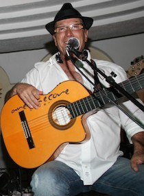 Guido Lembo personaggio dell'anno 2017 per Capri Press
