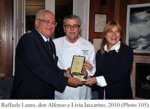 Al Tg2 il libro di Lauro su Don Alfonso