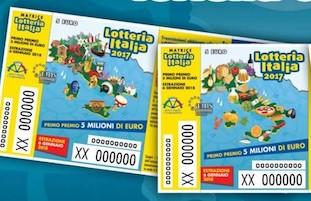 Lotteria Italia, a Sorrento venduto biglietto che vince 50mila euro