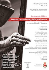 A Sorrento presentazione del libro sul marketing delle professioni
