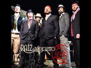A Sorrento concerto di Raiz degli Almamegretta coi Radicanto
