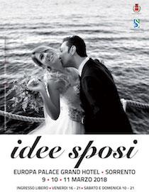 A Sorrento torna Idee Sposi, premi a Francesco Pinto e Patrizia Zuliani