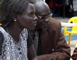 Arrivata a Sorrento la prima famiglia di profughi
