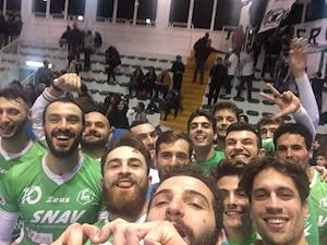 La Snav Folgore Massa batte Taranto e riprende la corsa playoff