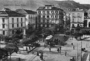 Un po' di storia: cosa accadeva nella Sorrento di un secolo fa?