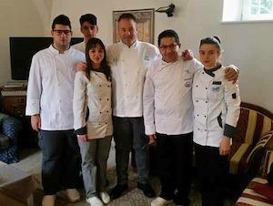 Gemellaggio culinario tra il San Paolo ed un istituto trentino