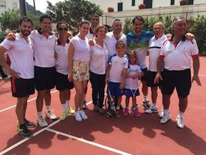 Capri Watch al fianco delle giovani promesse del tennis italiano