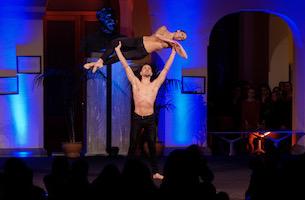 A Sorrento Galà di Danza con Dmitry Antipov