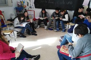 A Vico Equense gara di lettura tra gli alunni delle scuole