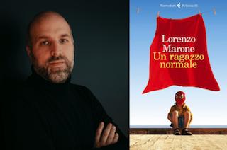 Alla Libreria Tasso presentazione del libro di Lorenzo Marone dedicato a Giancarlo Siani