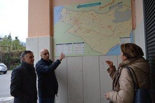 Comune ed Eav realizzano le mappe interattive di Piano di Sorrento
