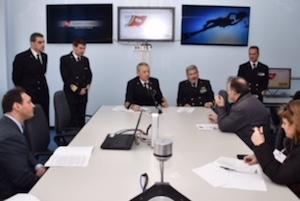 Nuova sala operativa per la Capitaneria, più controlli sulle coste campane