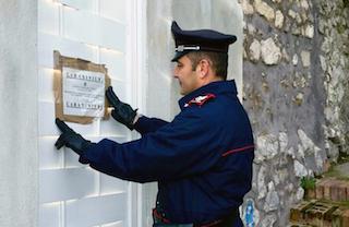 Abusi edilizi, 4 ville sequestrate dai carabinieri a Capri