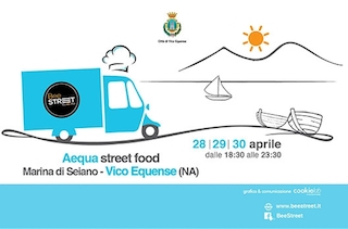 Da domani a lunedì a Vico Equense l'Aequa street food