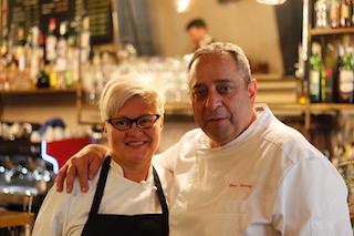 Lo chef Aversa ambasciatore della cucina sorrentina in Toscana