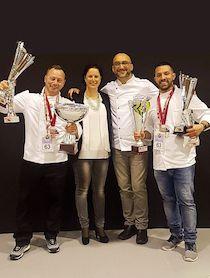 Campionato Mondiale della Pizza, pioggia di titoli per la squadra sorrentina