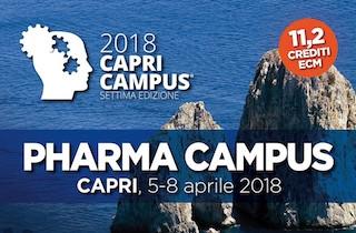 Da domani il Capri Pharma Campus