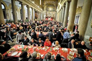 A Sorrento un premio per la Comunità di Sant'Egidio