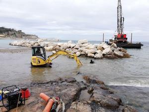 Nuova condotta sottomarina, mare più pulito a Marina di Puolo