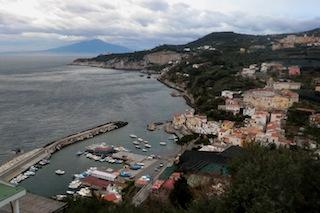 Massa Lubrense: Nuova rete fognaria tra Marina della Lobra e San Montano