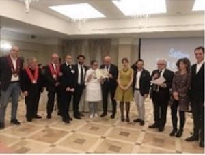 """Alunna del """"San Paolo"""" vince concorso internazionale di cucina"""