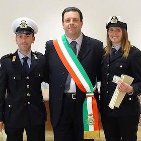Due nuovi agenti per la polizia municipale a Vico Equense