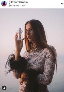 Prada arriva a Sorrento e Capri per pubblicizzare il nuovo profumo – foto –