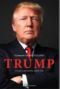 Il vicedirettore del Tg1 presenta a Sorrento il suo libro su Trump