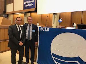 Bandiera Blu a Sorrento, la soddisfazione di Cuomo e Di Prisco
