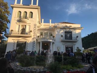 Inaugurata a Villa Fiorentino la mostra delle opere di Francis Bacon – foto –