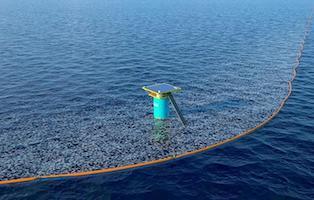 Al via il progetto per ripulire gli oceani dalla plastica