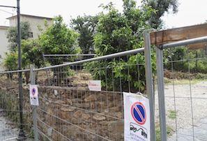 Un nuovo parcheggio nel centro di Massa Lubrense